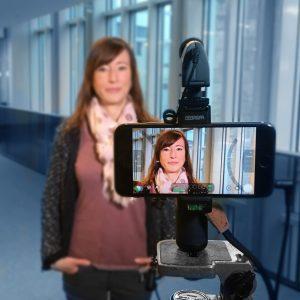 Mona, iPhone, Filmen, FilmicPro